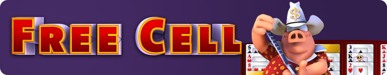 Play Free Cell now